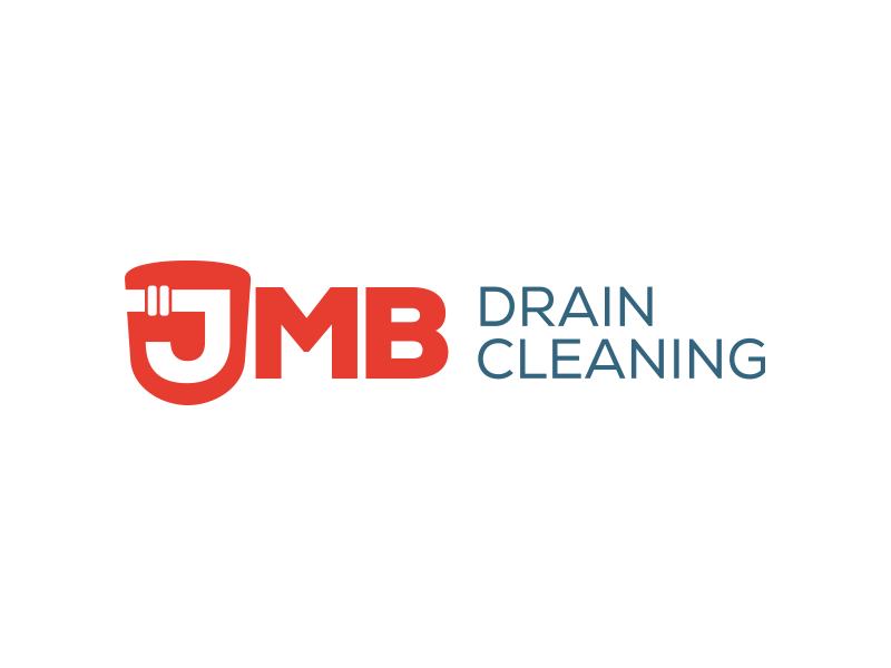 Drain cleaner logo design
